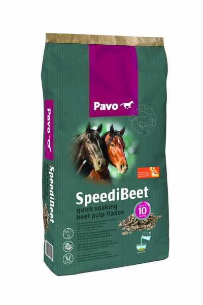 Pavo - SpeediBeet - Melassefreie Zuckerrübenschnitzel für eine gesunde Darmfunktion