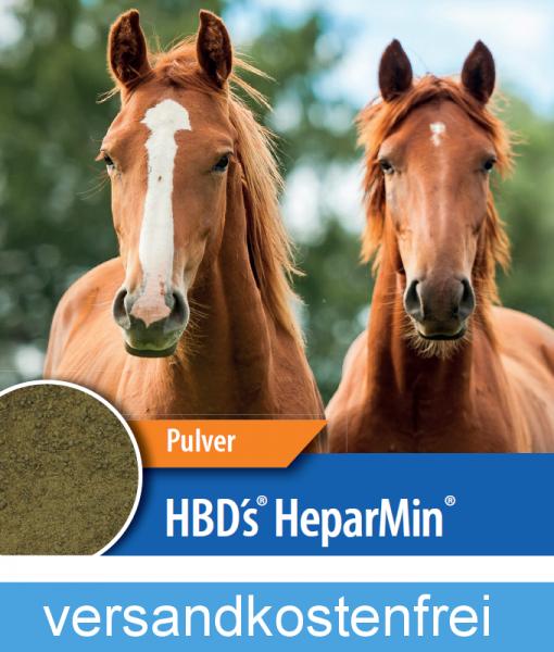 HBD-Agrar - HBD's® HeparMin® - endogenes Muskelaufbaupräparat auf Aminosäurebasis