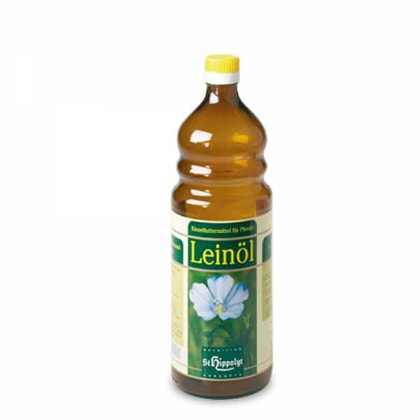 St. Hippolyt- Leinöl - reich an Omage-3-Fettsäuren