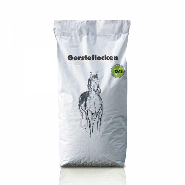 Eggersmann - Gersteflocken - hydrothermisch aufgeschlossene Gerstenflocken für Pferde