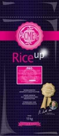 CME - RiceUp Pro - stärkearmes Reisfutter mit niedrigem glykämischem Index