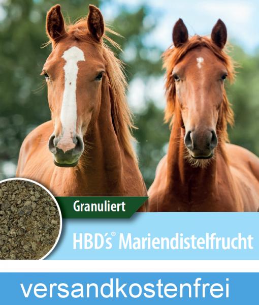 HBD-Agrar - HBD's® Mariendistelfrucht Basis - Hochwertiges Erzeugnis zur Regeneration und Entgiftung