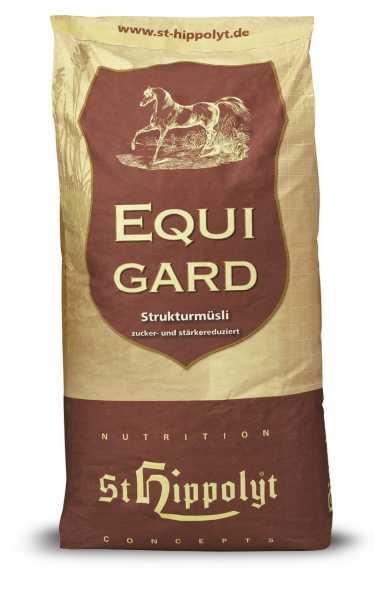 St.Hippolyt - Equigard - für energieangepasste Ernährung von Pferden