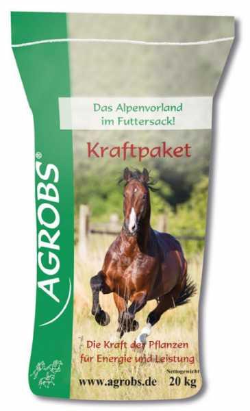 Agrobs - Kraftpaket - für Pferde mit hohem Energiebedarf