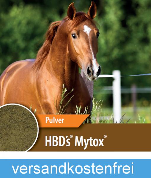 HBD-Agrar - HBD's® MYTOX® - Futteradditiv zur Deaktivierung von Pilzgiften in der Tierfütterung