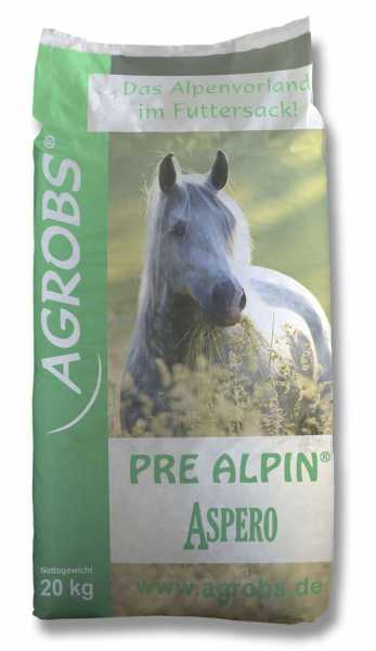 Agrobs - Pre Alpin® Aspero - grob gehäckselte Kräuter und Gräser in Faserform