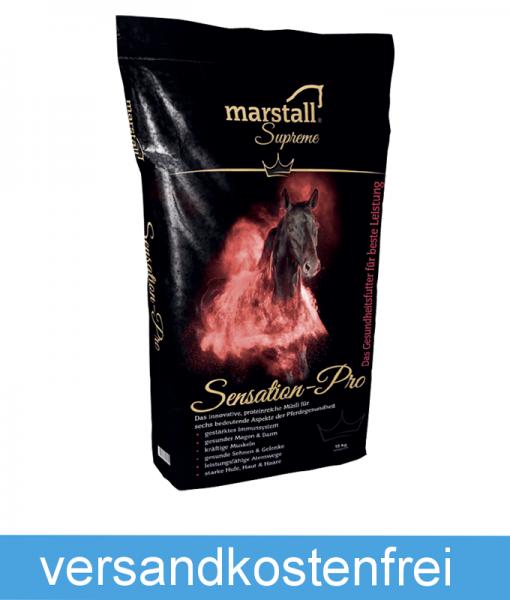 marstall - Sensation-Pro - Leistungsstarkes Müsli für das Pferd