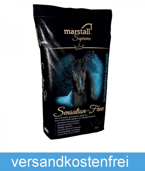 marstall - Sensation-Free - Getreidefreies Müsli für Pferde