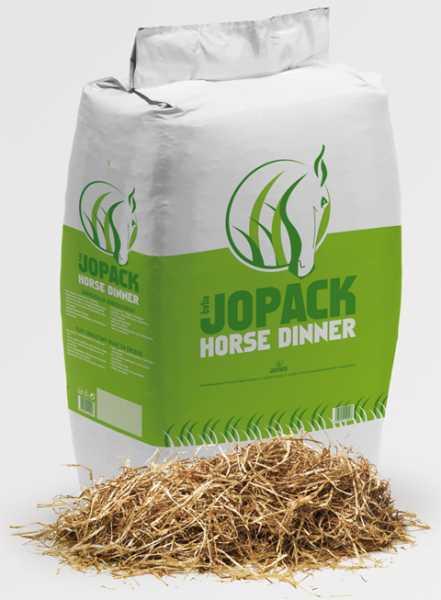 Jopack - Horse Dinner Heulage - Vorgetrocknetes Italienisches Raygras