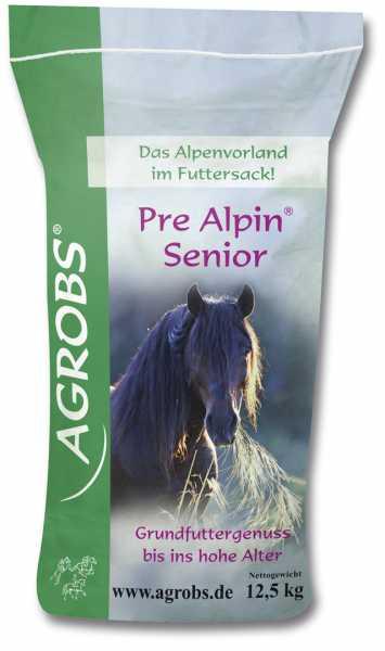 Agrobs - Pre Alpin Senior - Grundfuttergenuß bis ins hohe Alter