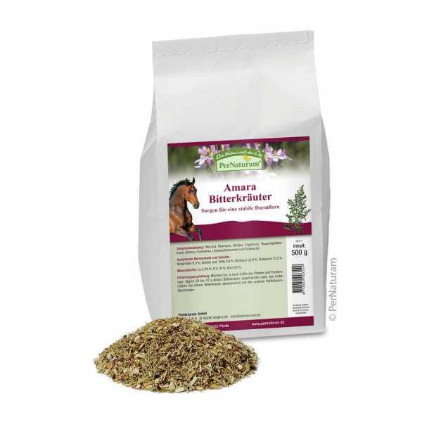 PerNaturam - Amara Bitterkräuter - Zur besseren Produktion der Verdauungssäfte