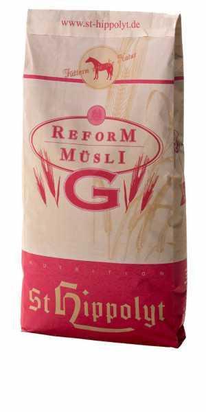 """St.Hippolyt - Reformmüsli """"G"""" - haferfreies Müsli mit reduziertem Eiweißgehalt"""