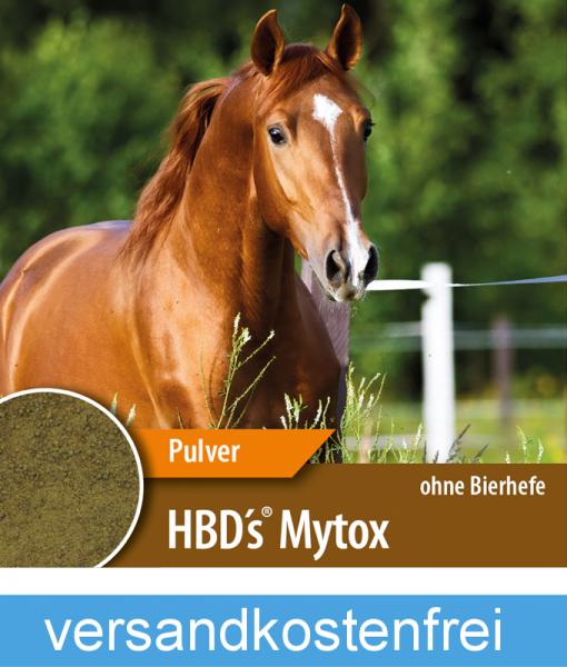 HBD-Agrar - HBD's® MYTOX® - Futteradditiv zur Deaktivierung von Giften, ohne Bierhefe