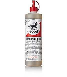 Leovet - Mähnenliquid - Hilfsmittel für Pferde gegen Schuppen, Mähnen- und Schweifscheuern