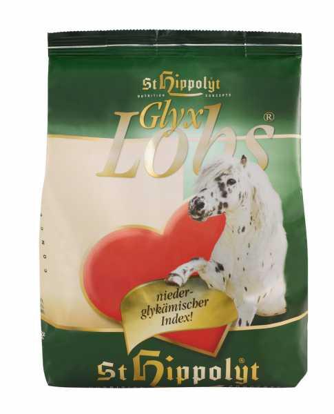 St.Hippolyt - Glyx-Lobs - getreidefreie Leckerli mit niederglykämischen Index