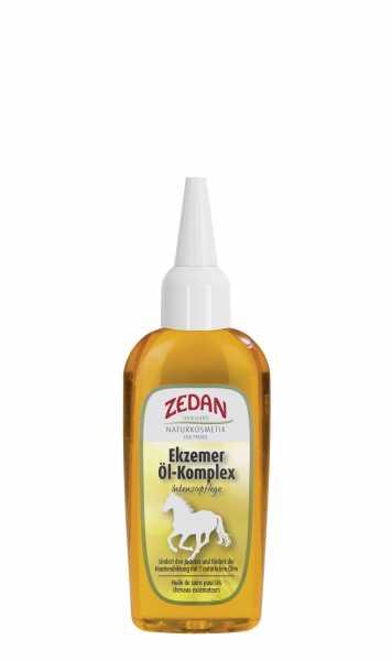 ZEDAN - Ekzemer Öl-Komplex - Intensive Pferdepflege bei Juckreiz und Scheuern