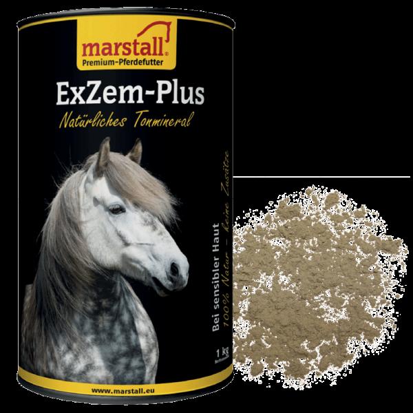 marstall - ExZem-Plus - Natürlicher Futterzusatz für Pferde mit Hautirritationen