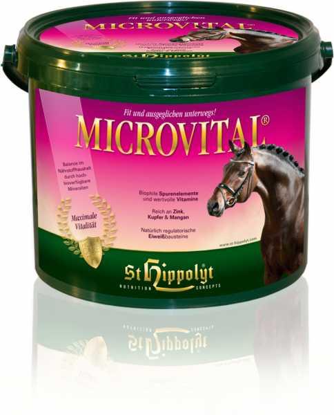 St.Hippolyt - MicroVital im Eimer - Biophile Mineralstoffe und Spurenelemente