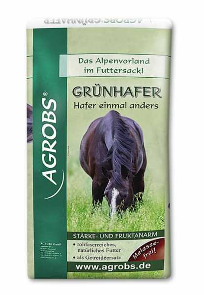 Agrobs - Grünhafer - Hafer einmal anders