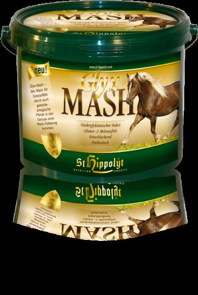 St.Hippolyt - Glyx-Mash - niederglykämisch - für allergische Pferde