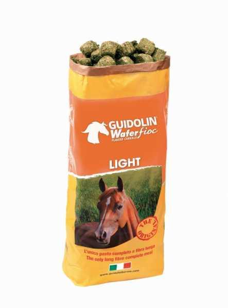 Guidolin - Wafer Fioc Light 20 kg - für empfindliche Pferde